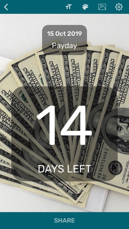 Countdown App - Day Counter screenshot-6