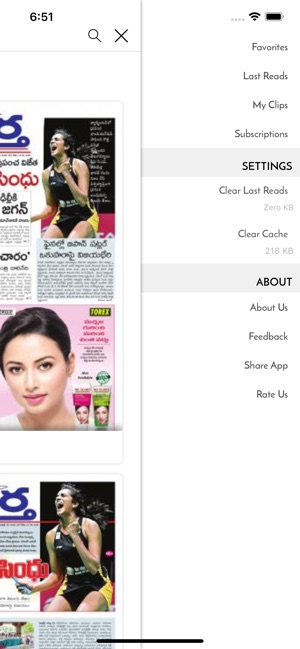 Vaartha - Telugu Newspaper on the App Store
