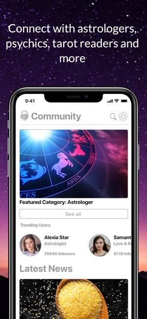 4c9368551de248 Instantgo: Horoscopes & Tarot on the App Store