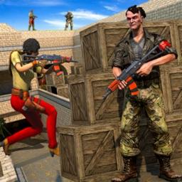 FPS 3D Encounter Shooting