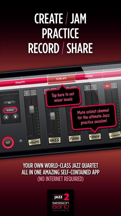SessionBand Jazz 2 screenshot-4
