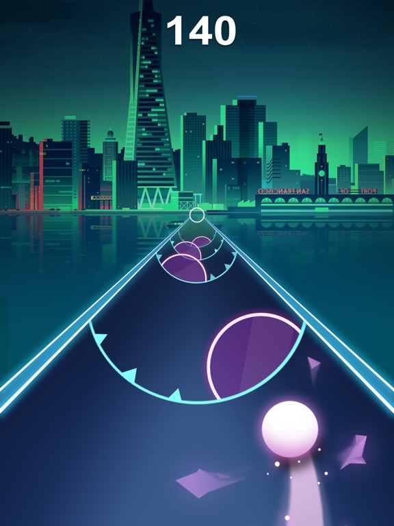 Beat Roller screenshot 7