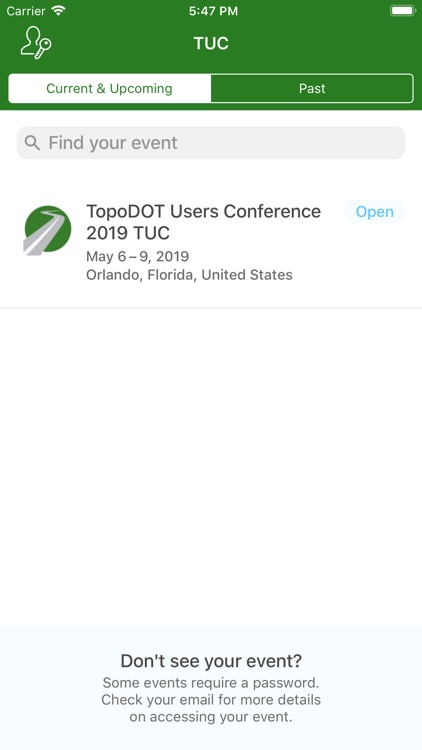 TopoDOT Users Conference