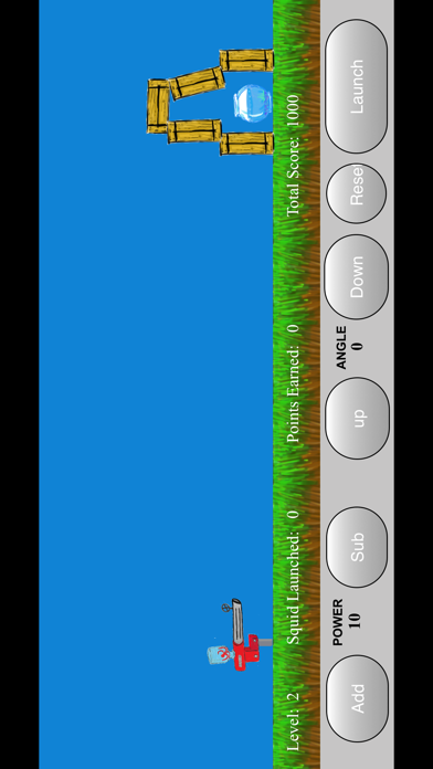 Squid Launcher screenshot 16