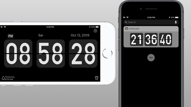 Flip Clock Pro - digital clock