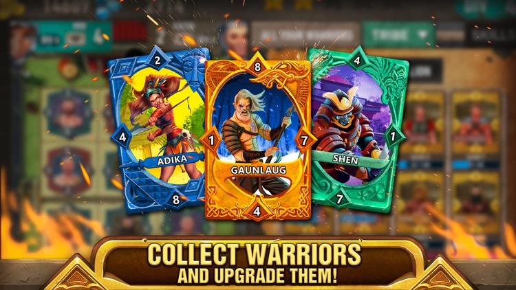 Tribal Battlefield: RPG Game screenshot-3