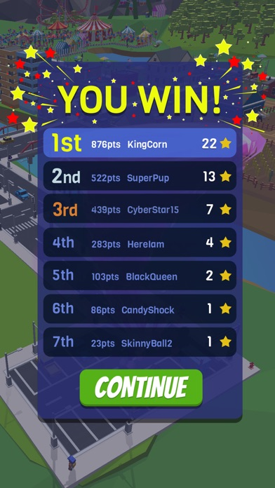 Twister io screenshot 5