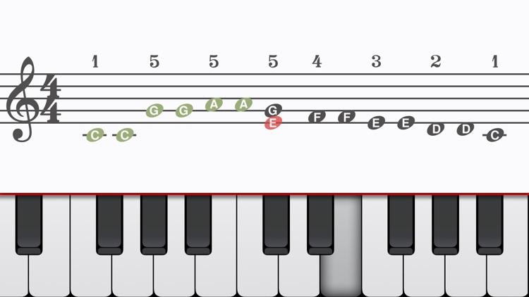Piano Planet - Learn piano screenshot-0