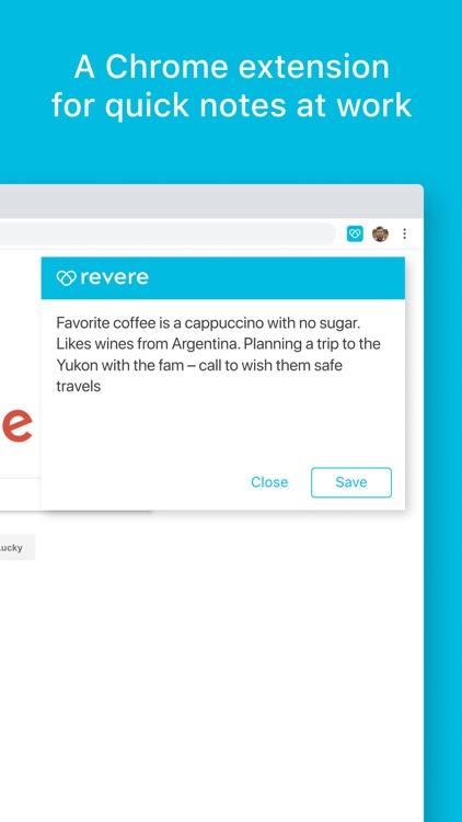 Revere - Remember People screenshot-8