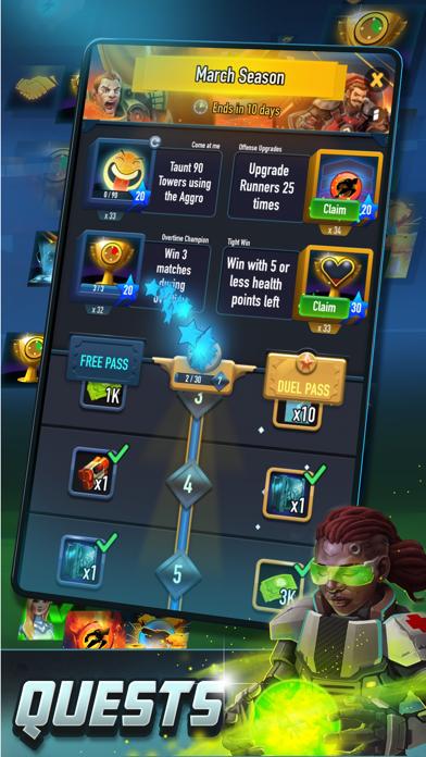 Tower Duel - PvP TD SpieleScreenshot von 5