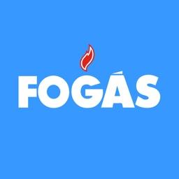 Fogás - Peça Gás pelo Celular