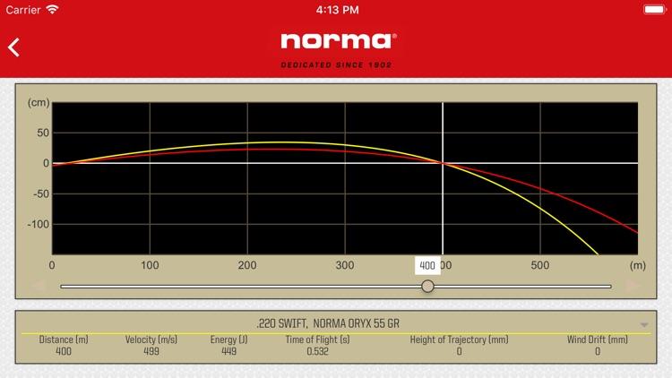 Norma Ballistics screenshot-3