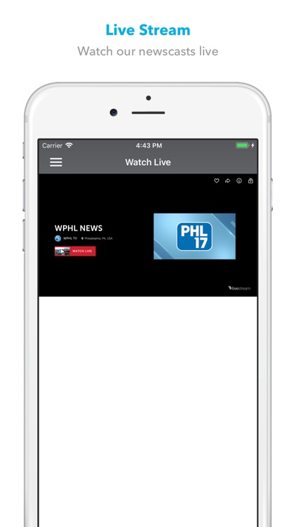 PHL17 - WPHL Philadelphia screenshot-3
