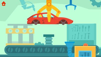 恐竜ゴミ収集車 - キッズ向けゴミ収集車ゲームのおすすめ画像10