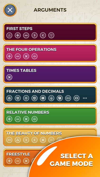 Mathematical Run (Math games) screenshot-3