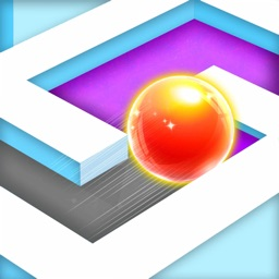 Rolling Color Ball: Puzzle 3D