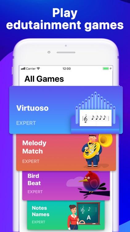 Hello Piano - Lessons & Games screenshot-3