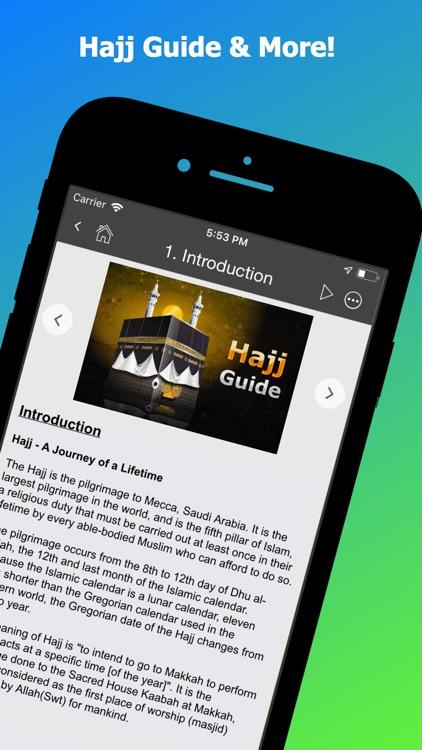 Islamic Calendar: Azan & Quran screenshot-9