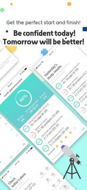 Todait - Smart study planner on the App Store