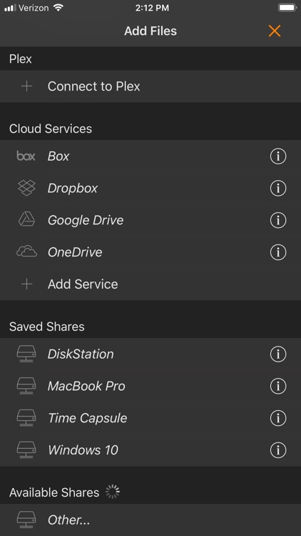 Infuse Pro 6 screenshot-4