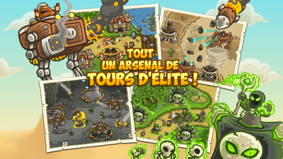 Screenshot #2 pour Kingdom Rush Frontiers