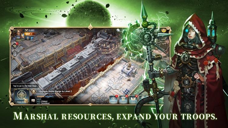 Warhammer 40,000: Lost Crusade screenshot-4