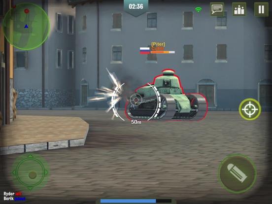 戦争兵器 - 3D戦車ゲーム (War Machines)のおすすめ画像9