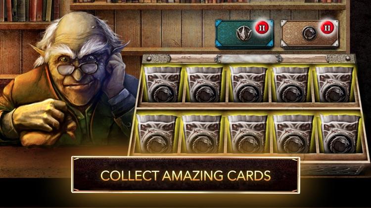 Drakenlords: RPG Card Duels screenshot-5