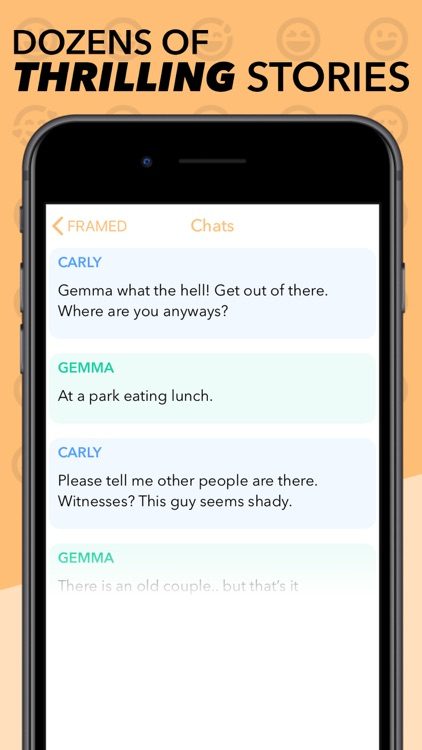 SHADOW - Chat Texting Stories