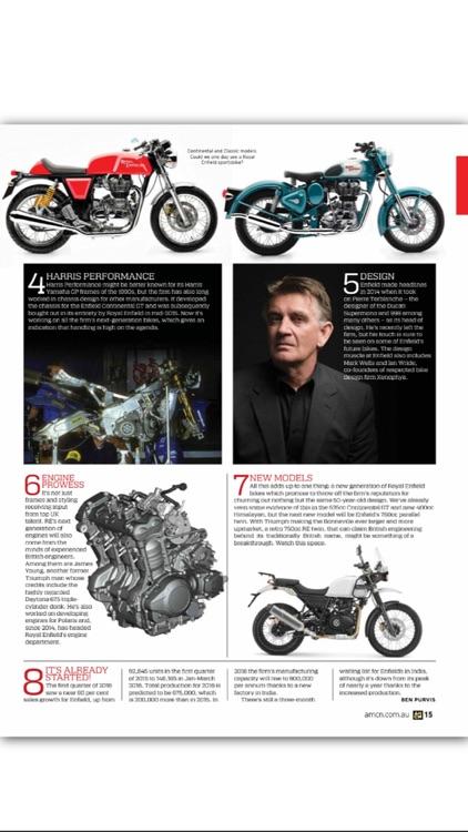 Australian Motorcycle News Mag screenshot-3
