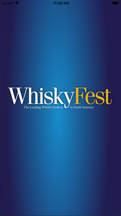 WhiskyFest Screenshot