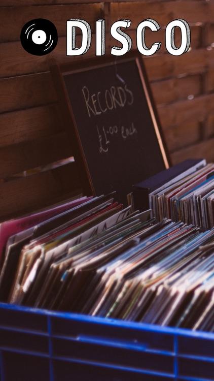 Disco FM – Vinyl Audio Preview screenshot-0