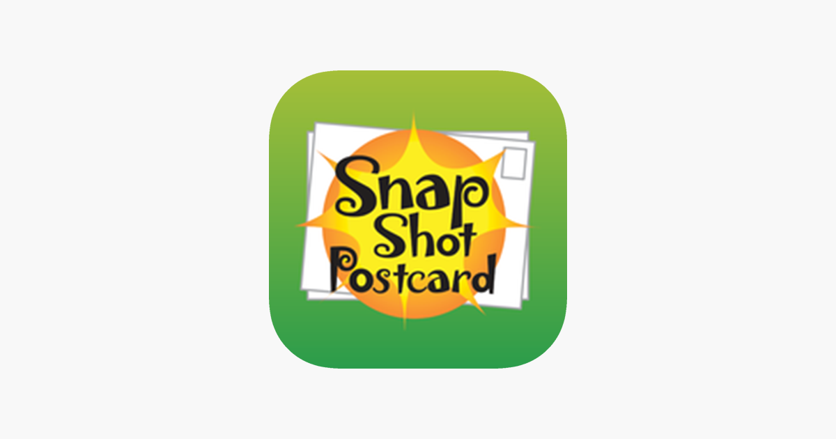 Postcard App By Snapshot On The App Store