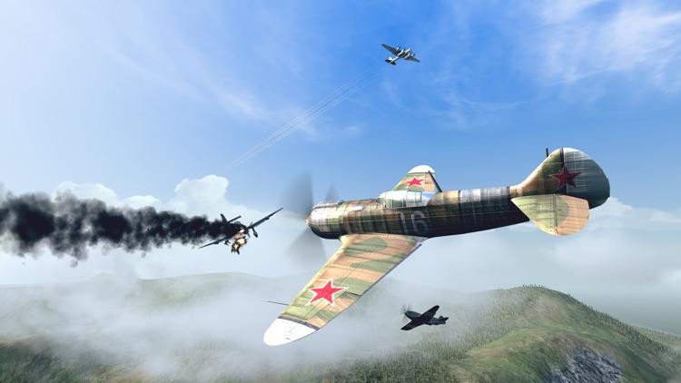 Warplanes: WW2 Dogfight FULL screenshot-4