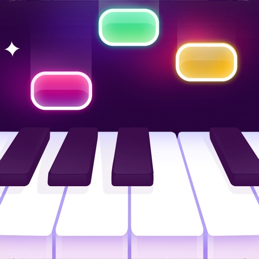 Color Piano - Music Tiles Game