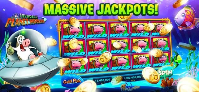 Play Goldfish Slots