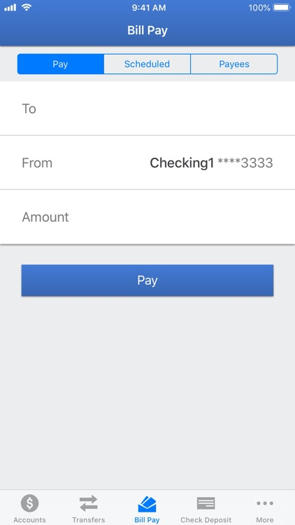 First Financial Bank Mobile screenshot-4