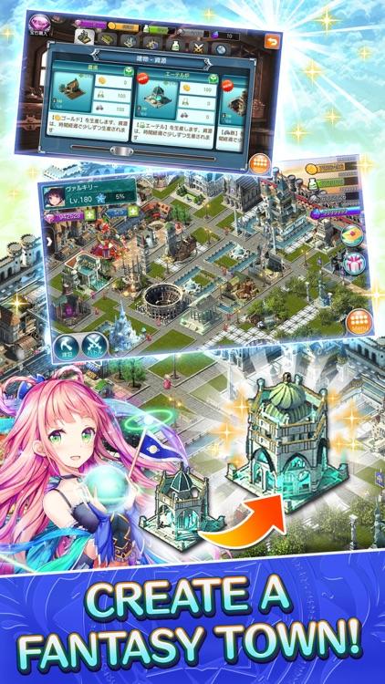 Valkyrie Crusade screenshot-4