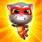 App Icon for Talking Tom Hero Dash Run Game App in Azerbaijan IOS App Store