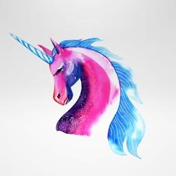 Unicorn Stickers Pack - Emoji