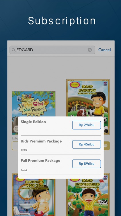 Gramedia Digital screenshot-4