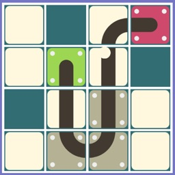 Unroll Ball Puzzle