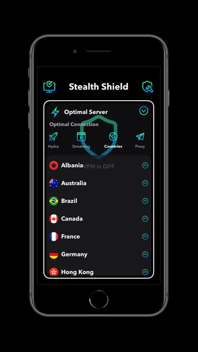 Stealth Shield - VPN Proxyのおすすめ画像5