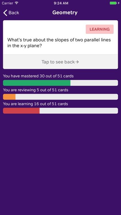 GMAT Math Flashcards screenshot-3