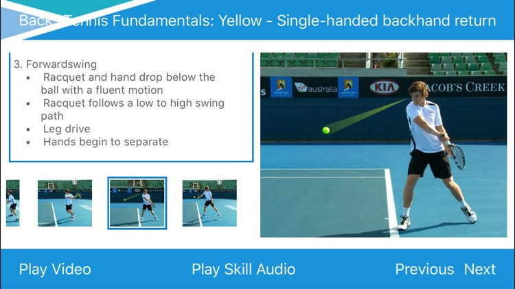Tennis Australia Technique screenshot-4