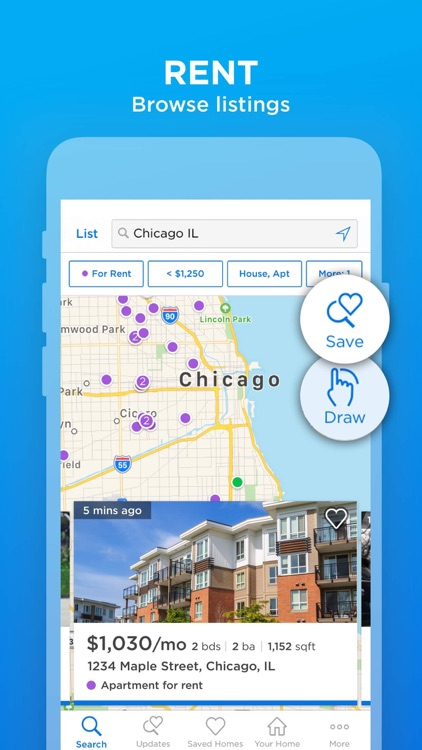Zillow Real Estate & Rentals by Zillow com