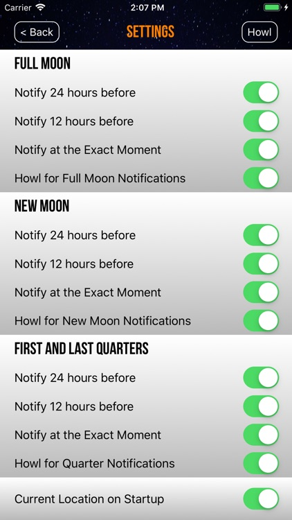 Moon Phase Calendar Plus screenshot-6