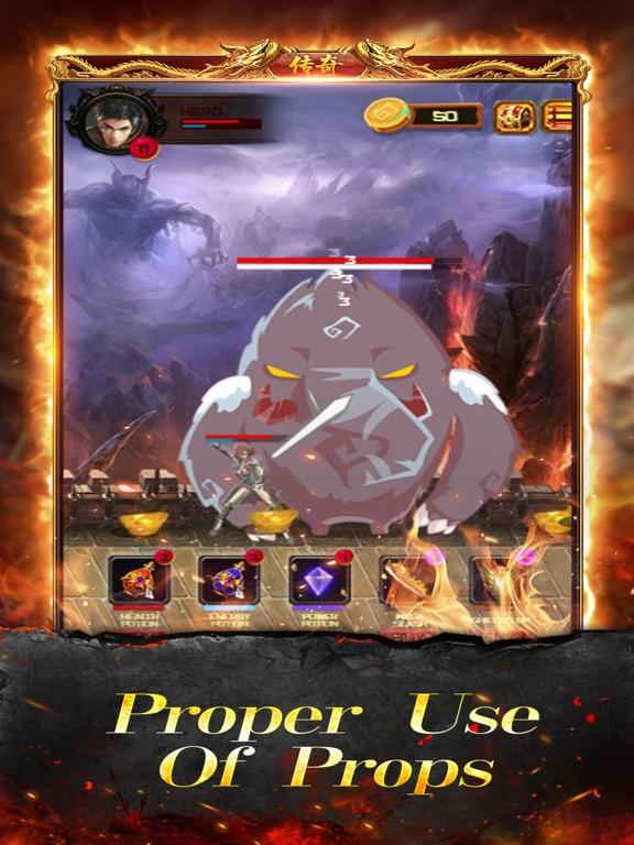 Destroy Monsters-Click Game screenshot 9