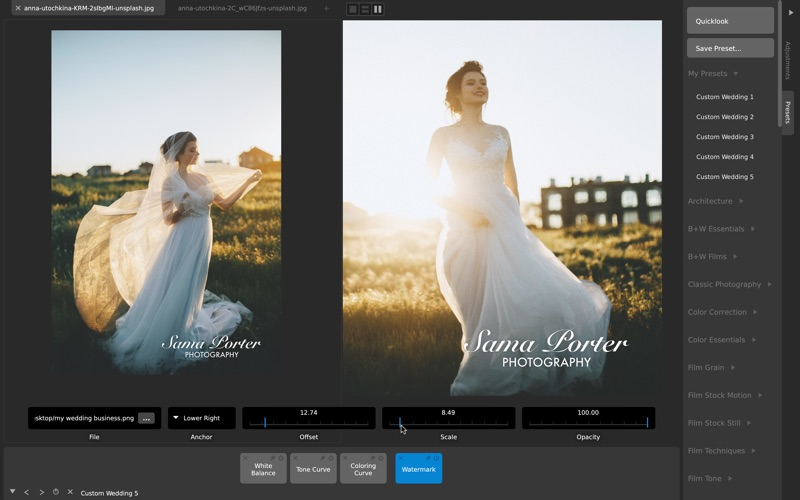 CameraBag Pro 2020 for Mac