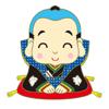 Hidetatsu Oda - 開運&直感/ロト,ナンバーズ,ビンゴ5 アートワーク